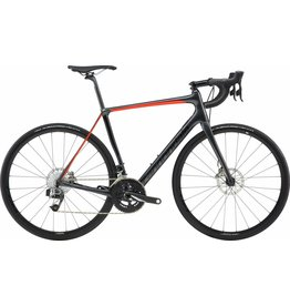 Cannondale Cannondale Synapse Carbon Disc Red eTap Road Bike 2019 Dark Grey/Red