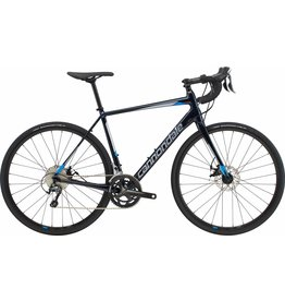 Cannondale Cannondale Synapse Disc Tiagra Road Bike 2019 Black/Silver/Blue