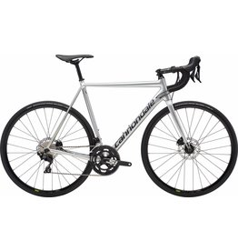 Cannondale Cannondale CAAD12 Disc 105 Road Bike 2019 Silver/Black