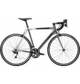 Cannondale Cannondale CAAD Optimo 105 Road Bike 2019 Silver/Black/White