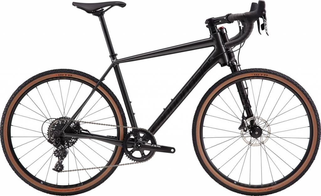 39bf163cf78 Cannondale Cannondale Slate SE Apex 1 Gravel Bike 2019 Black - 360 ...