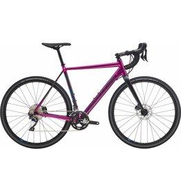 Cannondale Cannondale CAADX Ultegra Cyclocross Bike 2019 Purple/Grey