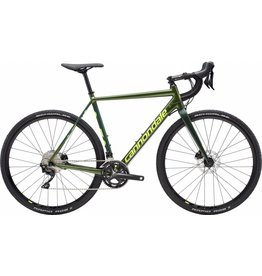 Cannondale Cannondale CAADX 105 Cyclocross Bike 2019 Dark Green/Green