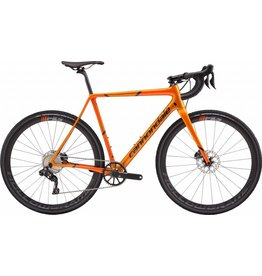 Cannondale Cannondale SuperX Di2 Cyclocross Bike 2019 Orange/Black