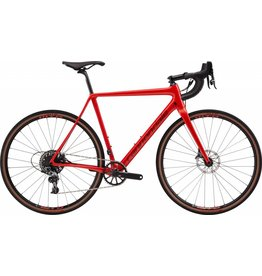 Cannondale Cannondale SuperX Force 1 SE Cyclocross Bike 2019 Red