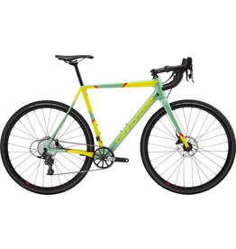 Cannondale Cannondale SuperX Apex 1 Cyclocross Bike 2019 Green/Lime/Red