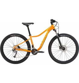 Cannondale Cannondale Trail 3 Womens 2X 27.5 Mountain Bike 2019 Orange
