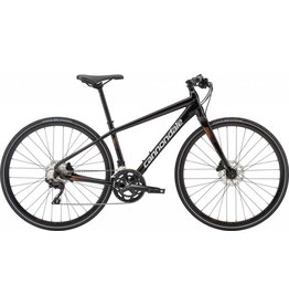 Cannondale Cannondale Quick Disc 1 City Bike 2019 Black/Silver