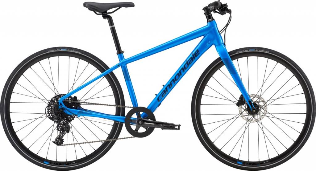 Cannondale Cannondale Quick Disc Womens 2 City Bike 2019 Blue/Black