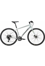 Cannondale Cannondale Quick Disc 2 City Bike 2019 Silver/Black