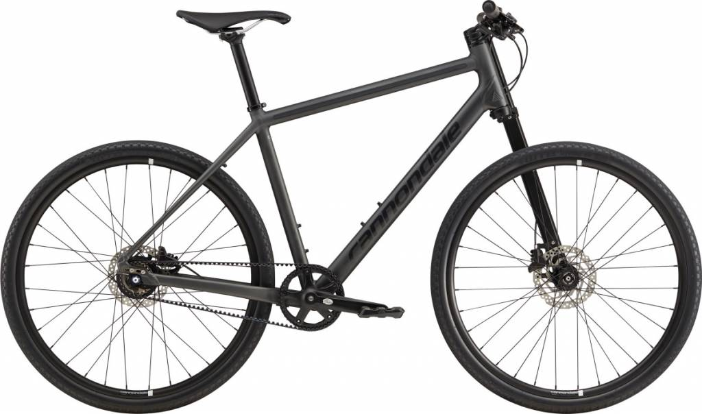 Cannondale Cannondale Bad Boy 1 City Bike 2019 Dark Grey/Black