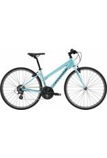 Cannondale Cannondale Quick 8 Womens City Bike 2019 Light Blue