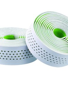 Merida Merida Handlebar/Bar Tape White with Green Dots