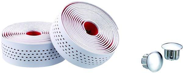 Merida Merida Handlebar/Bar Tape White with Red Dots