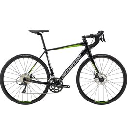 Cannondale Cannondale Synapse Disc Sora Road Bike 2018/2019 Black/Green