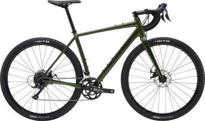 Cannondale Cannondale Topstone Disc SE Sora Gravel Bike 2019 Green