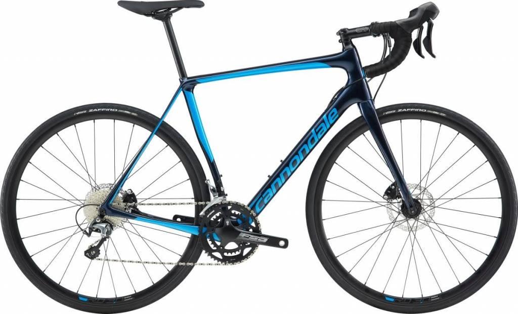 Cannondale Cannondale Synapse Carbon Disc Tiagra Road Bike 2019 Navy/Blue