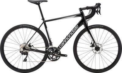 Cannondale Cannondale Synapse Disc 105 Road Bike 2019 Black/Silver