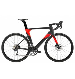 Cannondale Cannondale SystemSix Carbon Ultegra Road Bike 2019 Black/Red