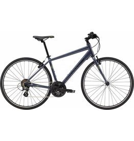 Cannondale Cannondale Quick 8 City Bike 2019 Navy/Black