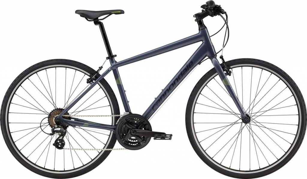 Cannondale Cannondale Quick 8 City Bike 2019 Navy/Black