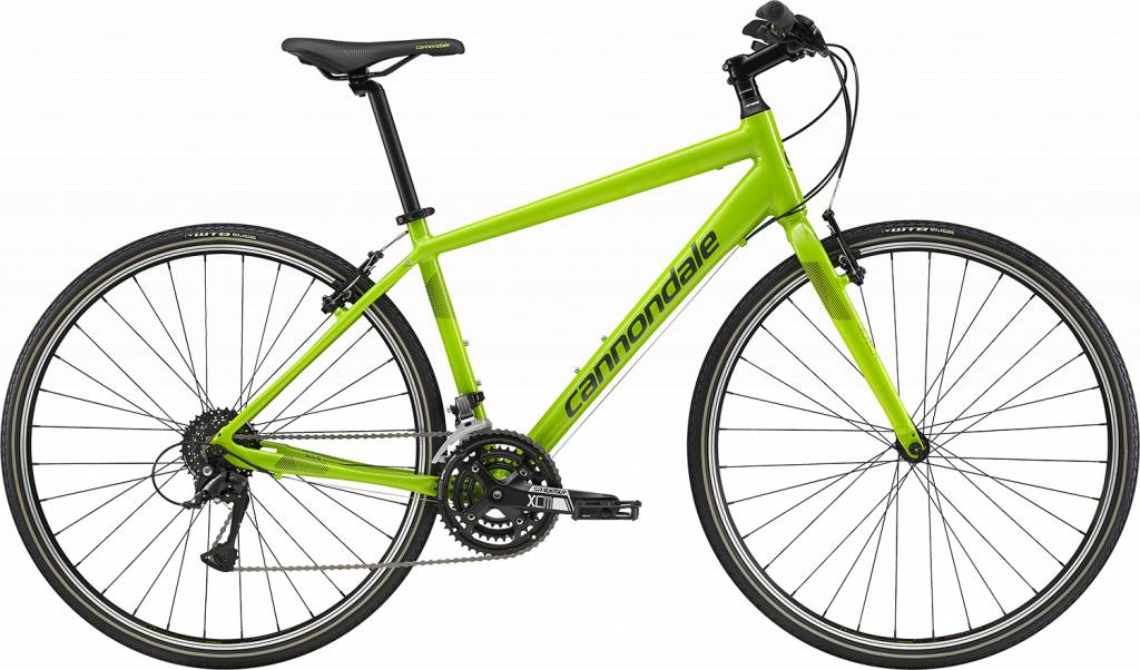Cannondale Cannondale Quick 6 City Bike 2019 Green