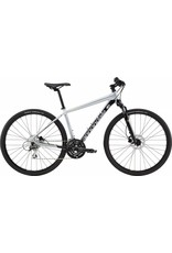 Cannondale Cannondale Quick CX 4 City Bike 2019 Silver/Black