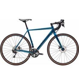 Cannondale Cannondale CAADX SE 105 DTE Cyclocross Bike 2019 Blue
