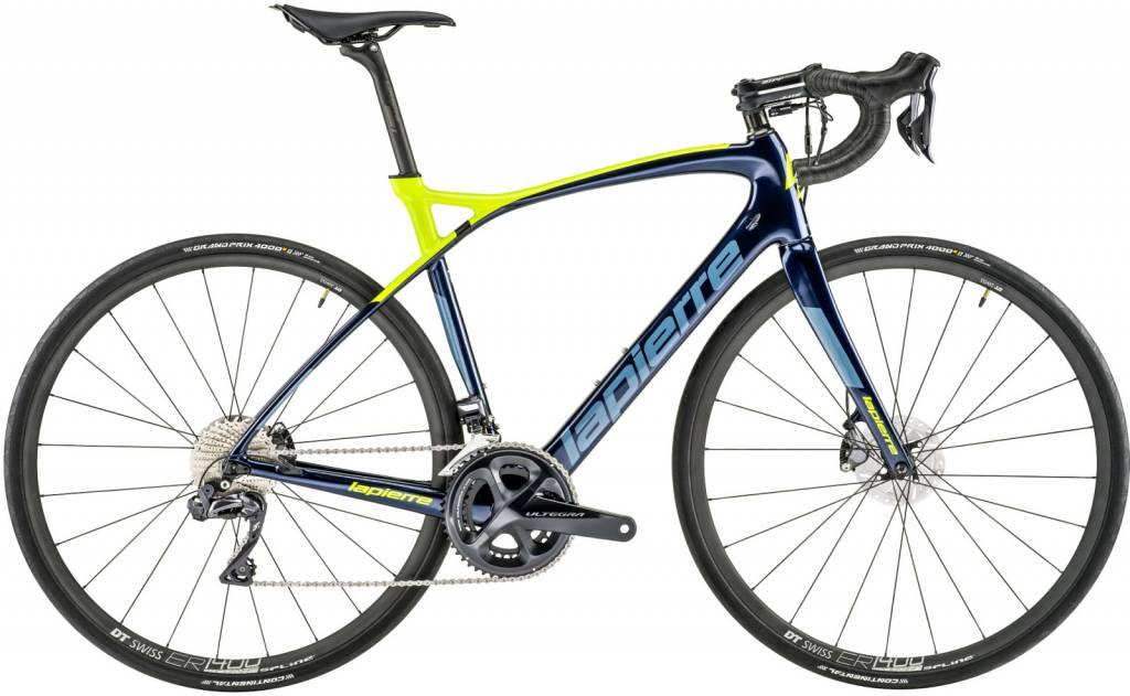 Lapierre Lapierre Pulsium SL 700 Disc Road Bike 2019 Blue/Lime