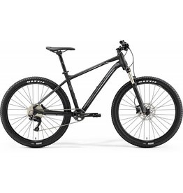 Merida Merida Big Seven 400 Matt Black/White 2019
