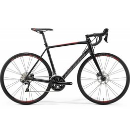 Merida Merida Scultura Disc 500 Gloss Black/Red 2019