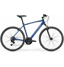 Merida Merida Crossway 10-V Silk Light Blue/Blue 2019