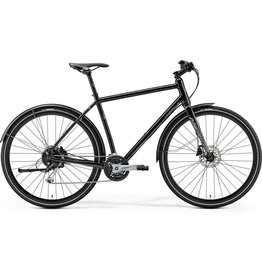 Merida Merida Crossway Urban 100 Gloss Black/Silver 2019