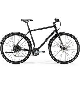 Merida Merida Crossway Urban 100 Gloss Black/Silver 2019