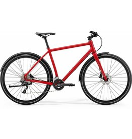 Merida Merida Crossway Urban 500 Matt Dark Red/Gloss Red 2019