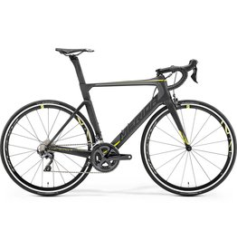 Merida Merida Reacto 6000 Matt Carbon/Gloss Silver/Yellow 2019