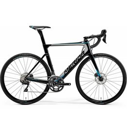 Merida Merida Reacto Disc 4000 Matt Black/Silver/Blue 2019