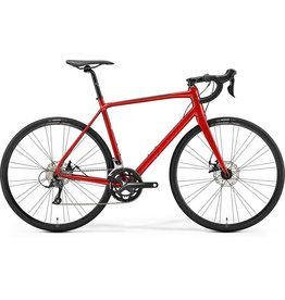 Merida Merida Scultura Disc 200 Gloss Metallic Red 2019