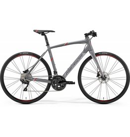 Merida Merida Speeder 400 Matt Grey/Red 2019