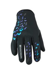 Madison Madison Element women's softshell gloves 2018/2019, black / purple