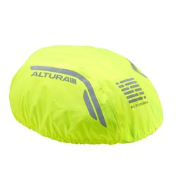 Altura NIGHTVISION WATERPROOF HELMET COVER: HI VIS YELLOW