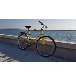 Delta Scirocco Gents Hybrid Yellow Second Hand (S/H) Bike ***Private Sale***