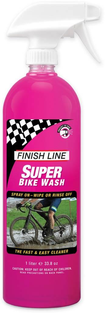 Finish Line Finish Line Bike Wash 38 oz / 1 litre bottle  1 litre
