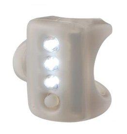Knog KNOG GEKKO FRONT LED LIGHT WHITE