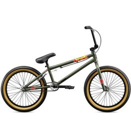MONGOOSE Mongoose Legion L100 BMX Bike 20w 2019 Green/Orange