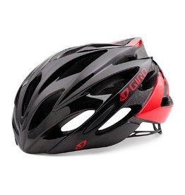 Giro GIRO SAVANT HELMET BLACK/RED 2017 S 51-55CM