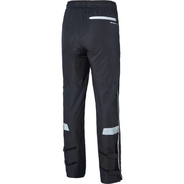 Madison Madison Protec Reflective Waterproof Mens Cycling Over Trousers (Rain Pants)