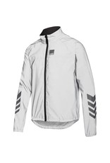 Hump Hump Shine mens waterproof jacket, reflective