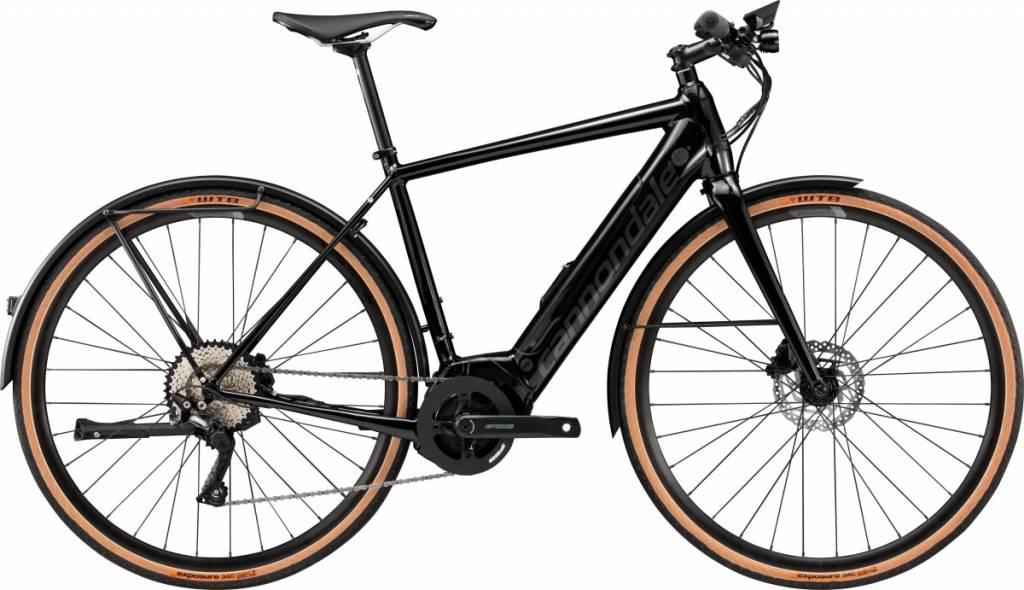 Cannondale Cannondale Quick Neo EQ Electric City Bike 2019 Black
