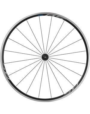 Shimano Wheel700c Shimano WH-RS100 clincher wheel, 100 mm Q/R axle, front, 700c black